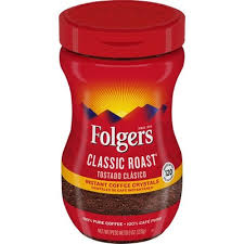 Folgers Coffee Chart How To Measure Coffee Coffee Measurement Folgers Coffee