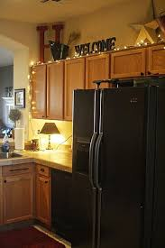 Decor Kitchen Cabinets Magnificent Above Cabinet Decor 25 Decor Kitchen  Cabinets Surprising Best 20 Ideas On Pinterest 24 ...