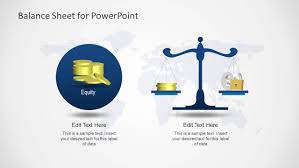 Simple Balance Sheet Powerpoint Template - Slidemodel