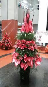 74 Fantastic Ideas for Red Floral Arrangement