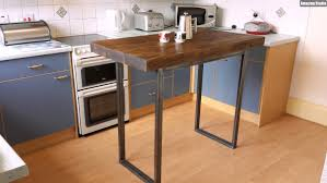Butcher Block Kitchen Island Diy Butcher Block Kitchen Island Table Best Kitchen Ideas 2017