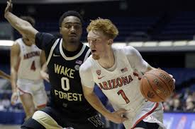 Arizona freshman Nico Mannion living up ...