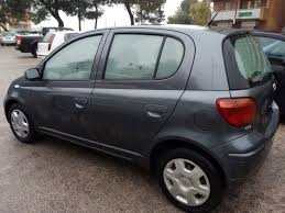 Image result for TOYOTA YARIS 5 PORTE ANNO 2005