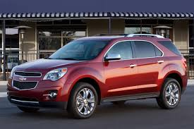 2013 Chevrolet Equinox - Information and photos - ZombieDrive