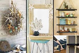 Home Design Decorating Ideas 100 Breezy Beach Inspired DIY Home Decorating Ideas Amazing DIY 81