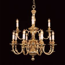 19200 12 8 4 flemish 12 light brass chandelier
