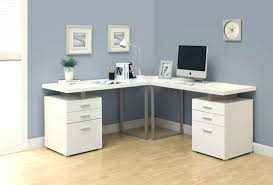 home office decor computer. Brilliant Home Cool Corner Desk Excellent Computer With Soft Grey Wall Color  And Oak Floor For Contemporary Home Office Decor