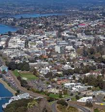 tauranga home to 130 000 people who can t in the cbd on a