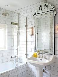 Mirror Wall Tiles Ideas Bathroom Tile Ideas Traditional Bathroom