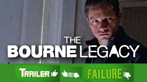 Bourne Legacy Trailer 2 Trailer or Failure