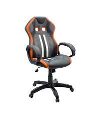 """<b>Кресло для геймеров ГЕЛЕОС</b> """"Мустанг"""" (оранжевый)"""