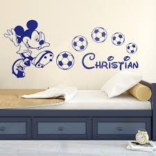 kids wall sticker mickey mouse with