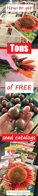 how to get free seed catalogs 36 seed companies that send free seed catalogs