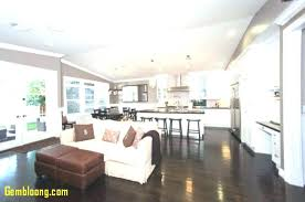 crafty design kitchen dining living room layouts open plan lounge diner ideas small picture