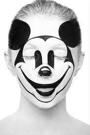 mickey mouse makeup for photo 2