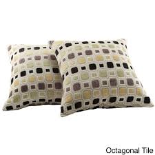 Inspire Q Montvale 20-inch Toss Accent Pillow