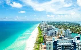 海が青いマイアミ