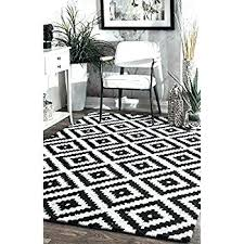 black and white striped rug runner black and white rug black hand tufted area rug 5 black and white striped rug runner