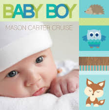 online baby photo book baby photo books boy oh boy by mixbook