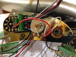 seymour duncan liberator pearly gates pup upgrade on jaguar forums anyone know why the factory used a bare piece of wire to connect volume tone pots