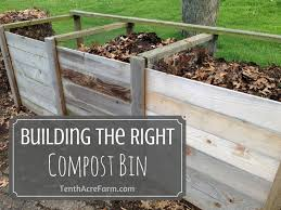 there are many ways to build a compost bin here are some of the many