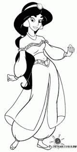 Disegni Da Colorare Principessa Jasmine Disegni Da Colorare Per
