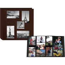4x6 photo collage. Brilliant Photo Pioneer Photo Albums 5COL240 Collage Frame Embossed Sewn Leatherette 4x6 For 4x6 O