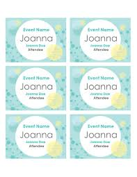 Event Badge Template 47 Free Name Tag Badge Templates Template Lab