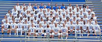 University Of Buffalo Football Depth Chart Dakota State University Athletics 2014 Football Roster