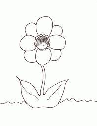 Small Picture Flower Coloring Pages 2 Coloring pages for kids