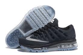 nike running shoes 2016 black. nike air max 2016 black white dark grey 806771 001 trainers men\u0027s running shoes