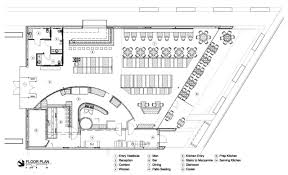 Old Cafeteria Complex FloorplansCafeteria Floor Plan