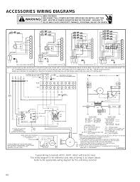 accessories wiring diagrams goodman mfg rtr user manual accessories wiring diagrams goodman mfg rt6100004r13 user manual page 64 69