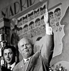 「1959 Khrushchev trip to the United States」の画像検索結果