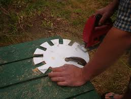picture of build the magnet disks