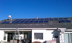 securing home solar panels