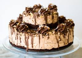 German Chocolate Ice Cream Cake By Sweet Cayenne