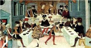 Pranzo Nuziale O Nuziale : A tavola nel medioevo ad convivium