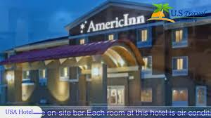 Americinn Of Hartford Americinn Hartford Hartford Hotels South Dakota Youtube