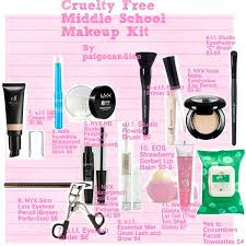 free middle makeup kit great for middle s who are just