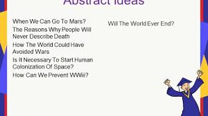 powerpoint presentation ideas for college assignme
