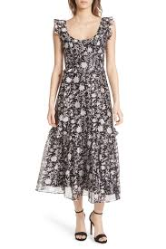 Brigitte Organza Dress