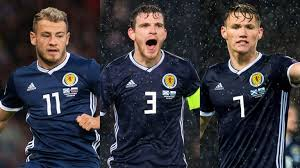 Scott mctominay has been making a positive impression at manchester united since breaking into the mctominay looks set to represent scotland at international level after being called up by alex. Andrew Robertson Scott Mctominay Ryan Fraser Out Of Scotland Squad Football News Sky Sports