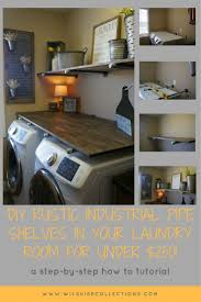 Easy Laundry Room Makeovers Best 25 Farmhouse Laundry Rooms Ideas On Pinterest Laundry Room
