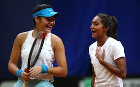 Emma raducanu was reared in a completely different environment with multicultural parents. Emma Raducanu Undaunted Despite Tricky Fed Cup Task Facing Inexperienced British Team