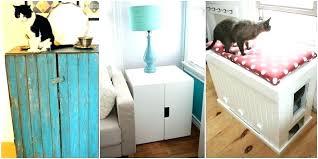 hidden cat box furniture. How Hidden Cat Box Furniture