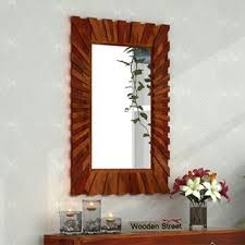 wood framed mirrors. Mirror Frame Design Wood Framed Mirrors 0