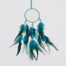 What Store Sells Dream Catchers 100 Green Lace Dreamcatcher Handmade Lace Dream Catcher Net With 80