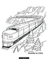 Thomas Coloring Pages Free The Train Coloring Pages Free Printable