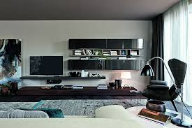 modern room italian living. View In Gallery Create A Cozy Reading Nook And Stunning Entertainment Hub Your Living Room Modern Italian